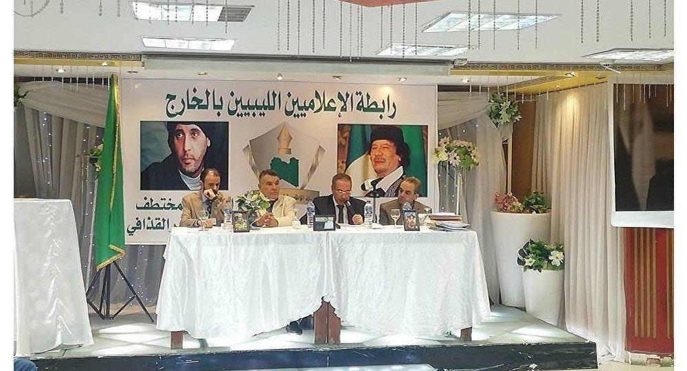 احتفال الصحفيين الليبيين في الخارج بيوم الوفاء، الأحد 30 سبتمبر 2018