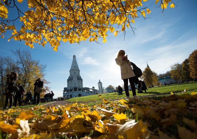 منتزه كولومينسكويه الحكومي في موسكو