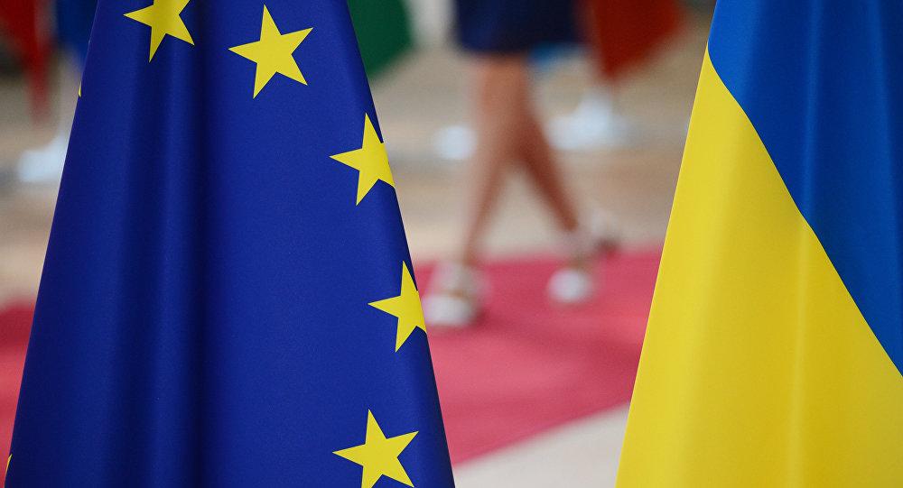 أوكرانيا والاتحاد الأوروبي