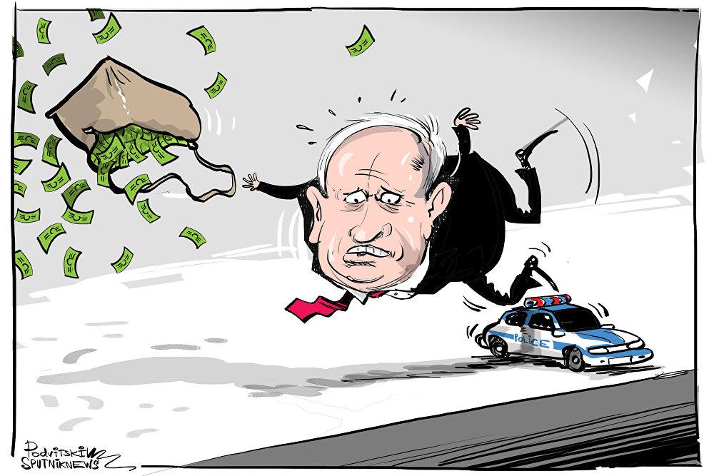 نتنياهو يخضع للتحقيق بتهم فساد وخيانة الأمانة