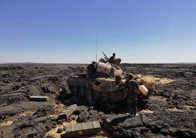 من لوط إلى داعش...تلول الصفا قلعة تورا بورا الحصينة جنوب سوريا