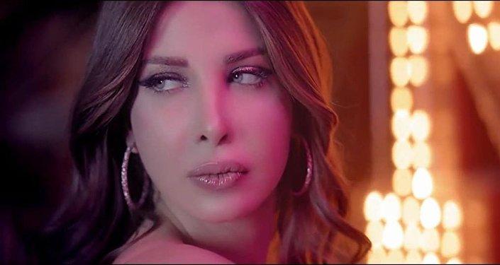 المطربة اللبنانية نانسي عجرم