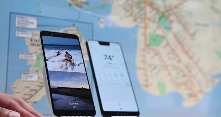هواتف غوغل بيكسل 3 وبيكسل 3 إكس إل