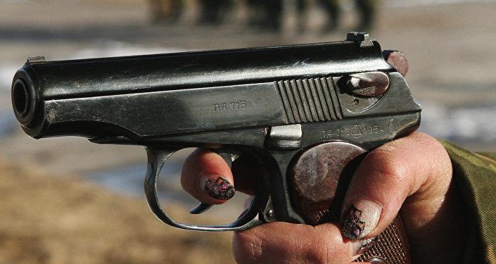 مسدس ماكاروف