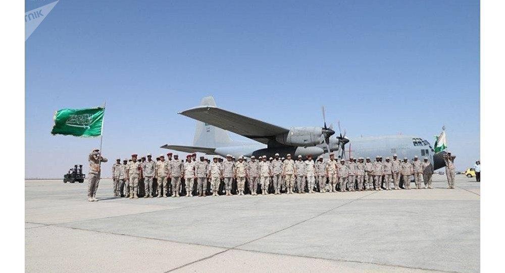 تدريب مشترك بين الجيش المصري والجيش السعودي