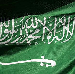 علم المملكة العربية السعودية