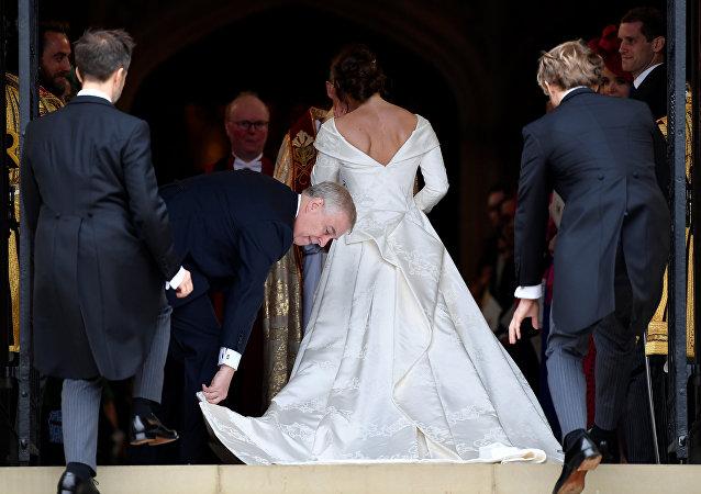 زفاف الأميرة أوجيني.