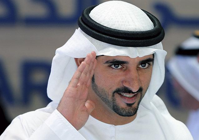 حمدان آل مكتوم ولي عهد دبي