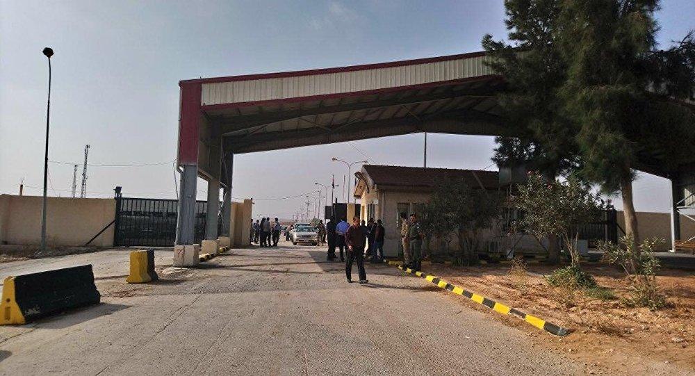 فتح معبر نصيب الحدودي بين سوريا والأردن