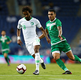 السعودية العراق
