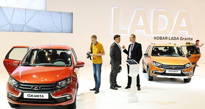 سيارات لادا