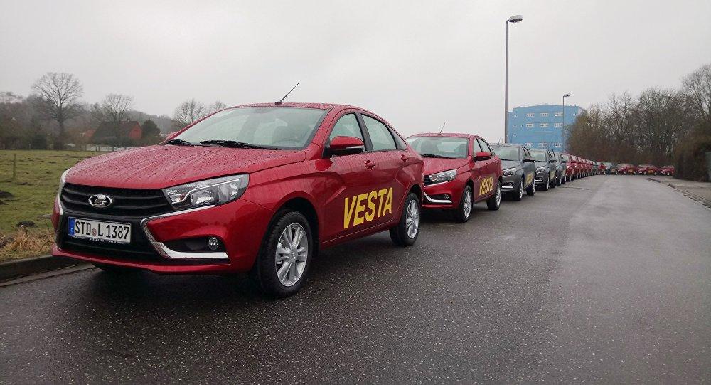 سيارات لادا في ألمانيا