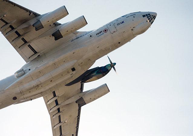طائرة من عائلة طائرات إيليوشين