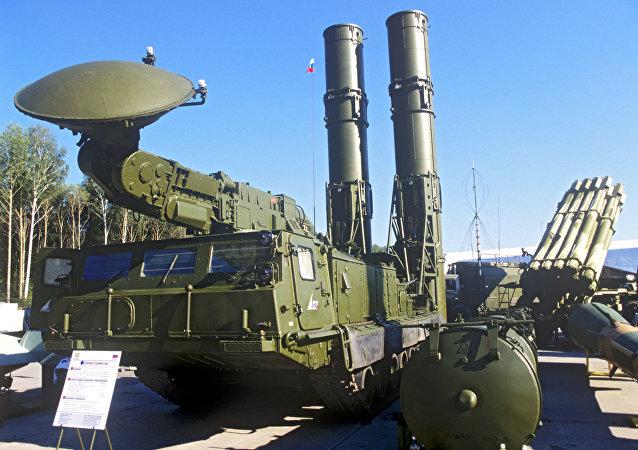 منظومة صواريخ إس-300 المضادة للطيران