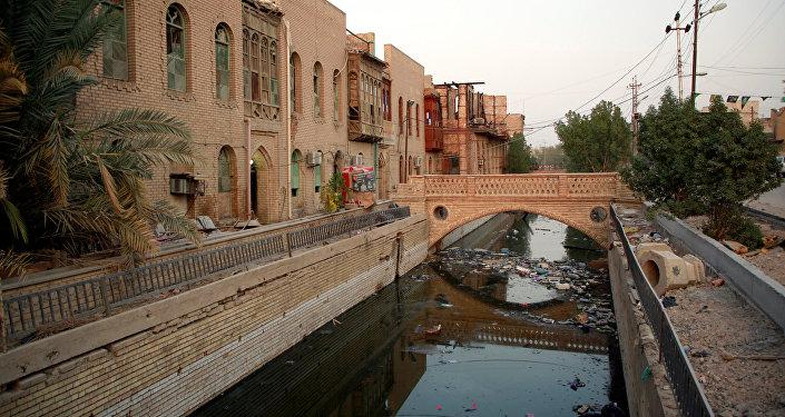 مدينة البصرة العراقية