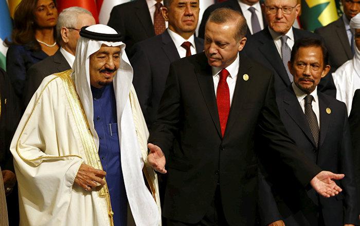 أردوغان يجري اتصالا مفاجئا بالملك سلمان... ماذا قال له العاهل السعودي