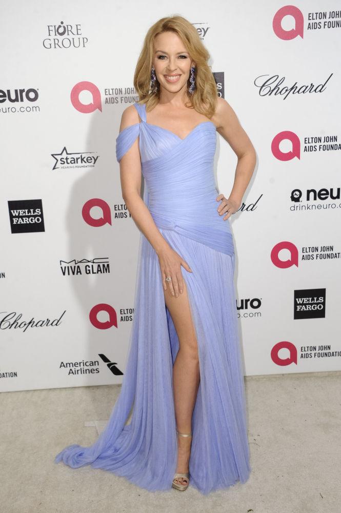 المغنية الأمريكية كايلي مينوغ