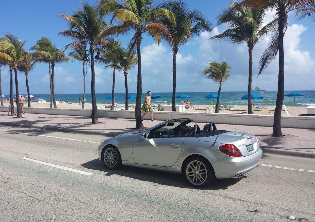 ساحل ميامي، الولايات المتحدة