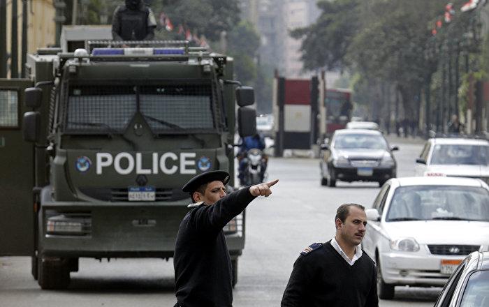الداخلية المصرية تكشف تفاصيل القبض على مجموعة