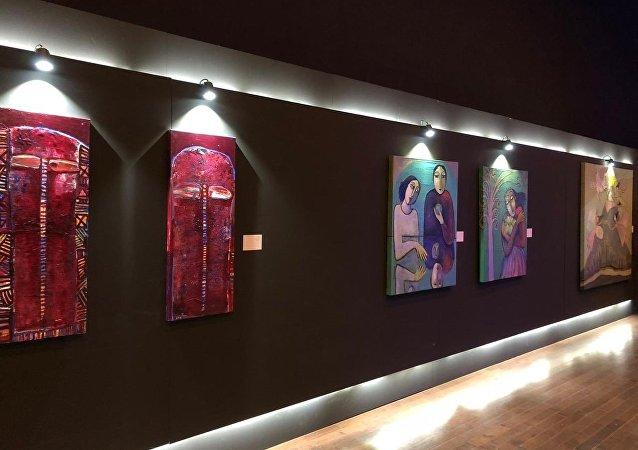 معرض بعنوان المرأة السعودية الحاضر والمستقبل