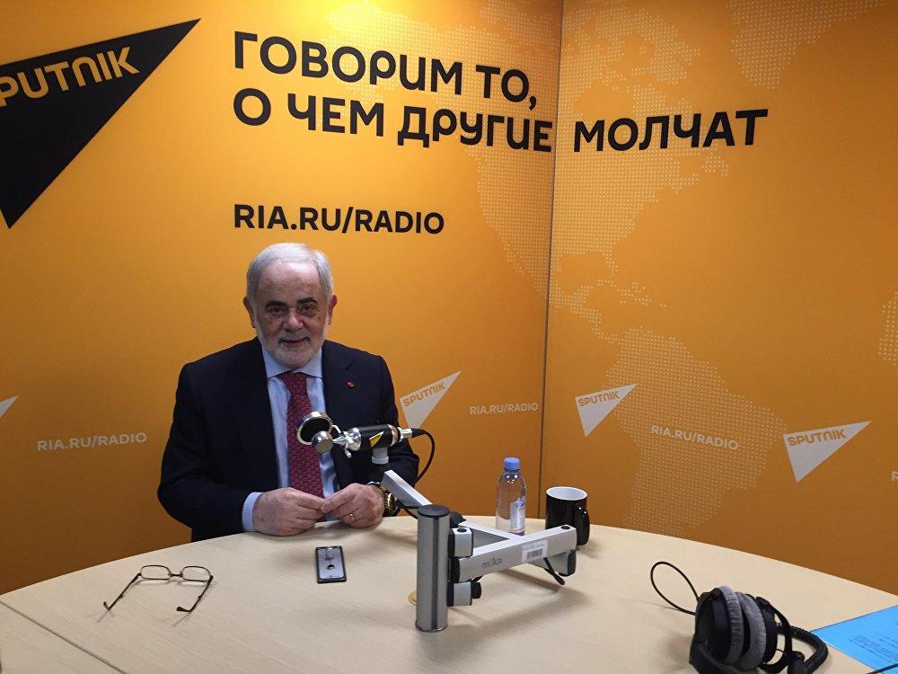 مستشار وزير الخارجية اللبنانية، النائب السابق أمل أبو زيد