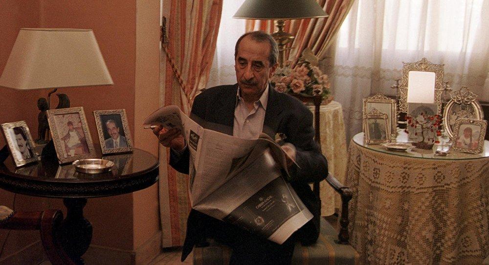 الإعلامي المصري الشهير حمدي قنديل