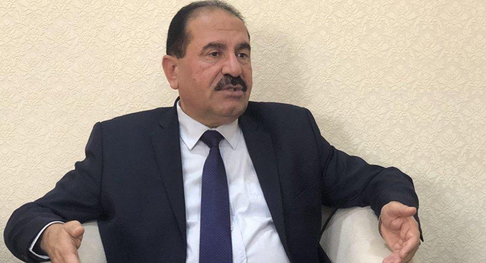 وزير النقل السوري المهندس علي حمود