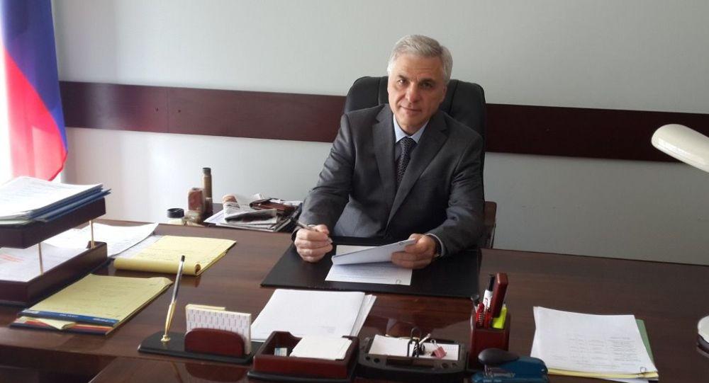 السفير الروسي لدى اليمن، فلاديمير ديدوشكين