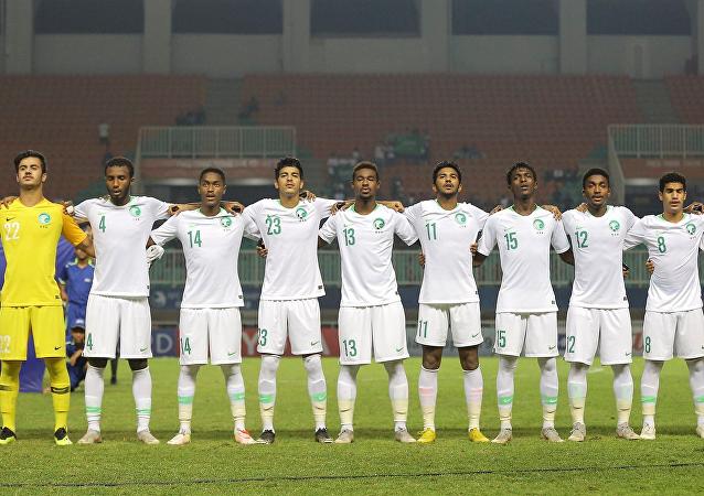 المنتخب السعودي المتوج بكأس آسيا للشباب
