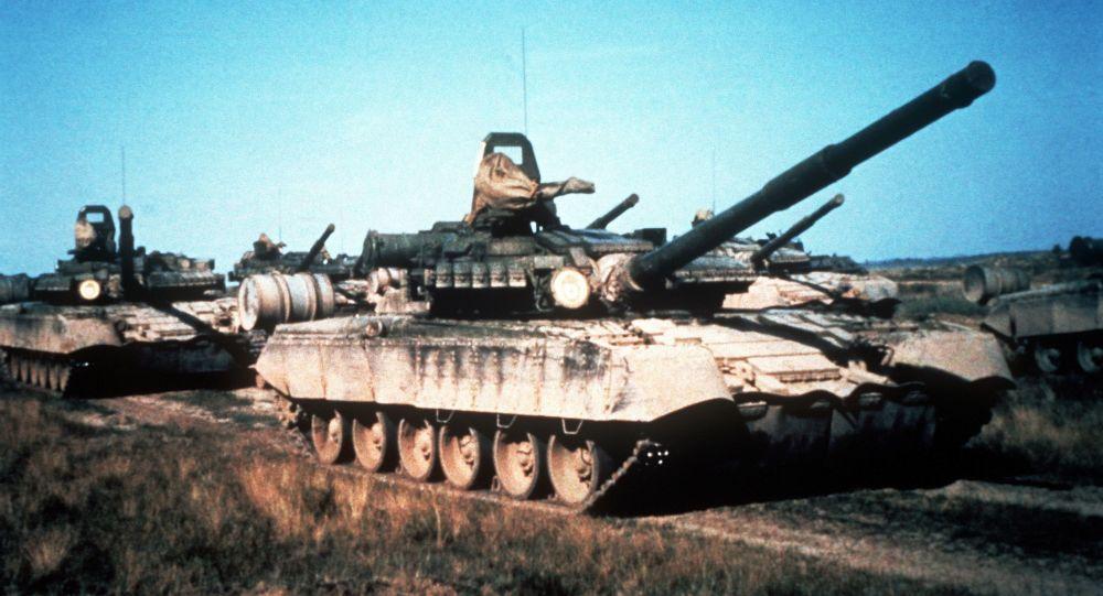 دبابة تي-80