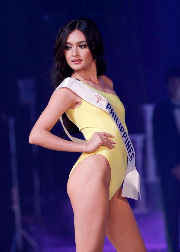 الفليبينية أولى المتأهلات لنهائي مسابقة ملكة جمال الأمم - 2018 في طوكيو، اليابان