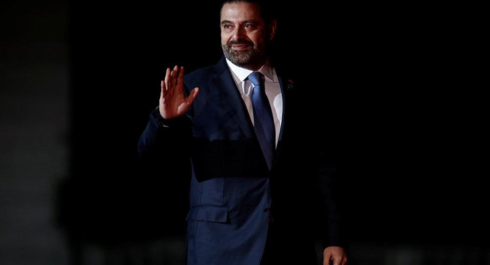 رئيس الوزراء اللبناني المكلف سعد الحريري
