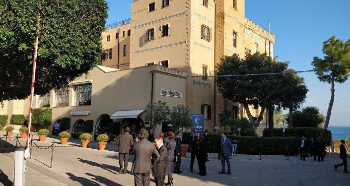 مؤتمر باليرمو حول ليبيا