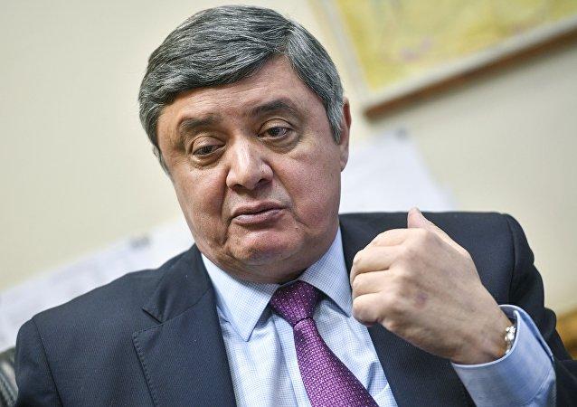 المبعوث الخاص للرئيس الروسي لشؤون أفغانستان، مدير القسم الأسيوي الثاني في وزارة الخارجية، زامير كابولوف