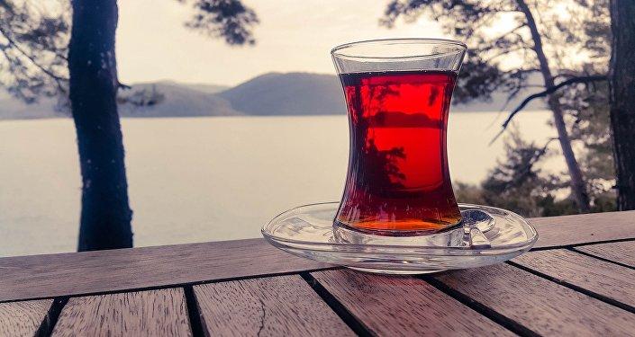 كوب من الشاي