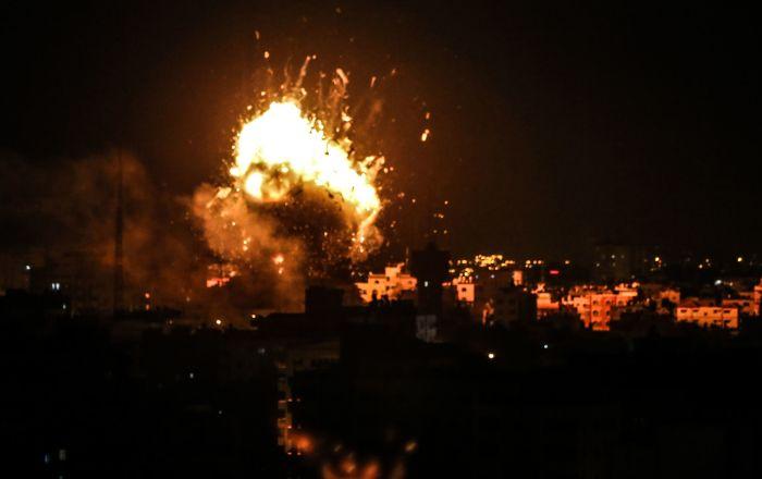 مصدر عسكري: الدفاعات الجوية السورية تسقط هدفين إسرائيليين انطلقا من الجولان المحتل
