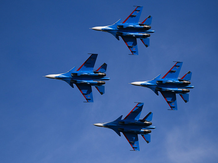 فرقة الطيران البهلواني الفرسان الروس
