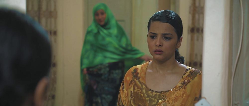 مشهد من الفيلم اليمني 10 أيام قبل الزفة фильм