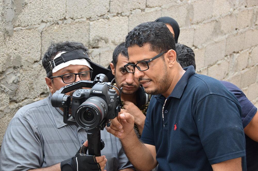 المخرج اليمني عمرو جمال фильм