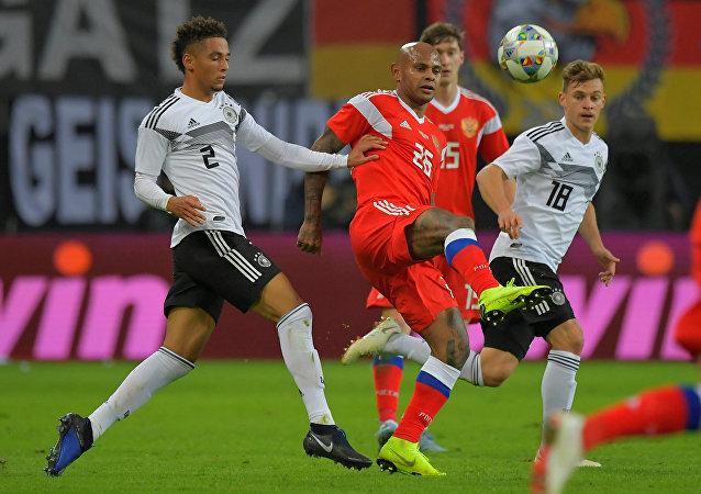 ألمانيا وروسيا
