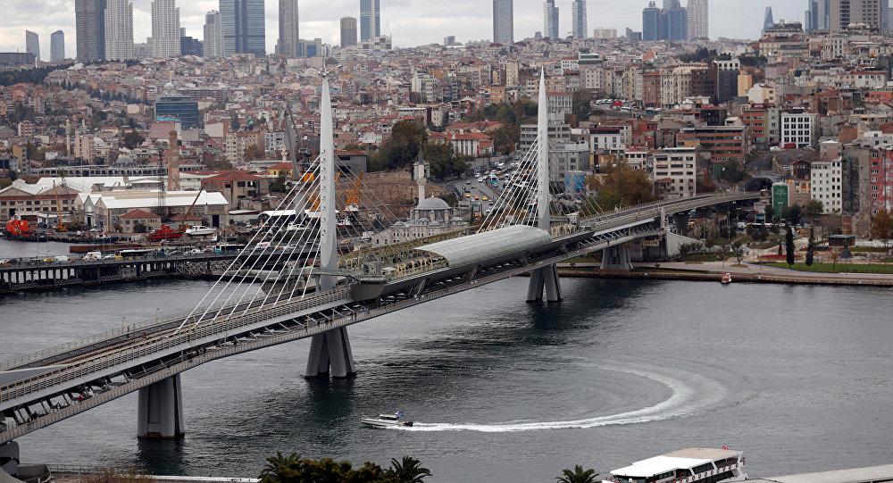مدينة اسطنبول، تركيا نوفمبر/ تشرين الثاني 2018