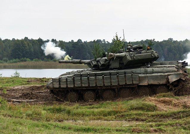 مناورات رابيد ترايدينت 2018 في أوكرانيا