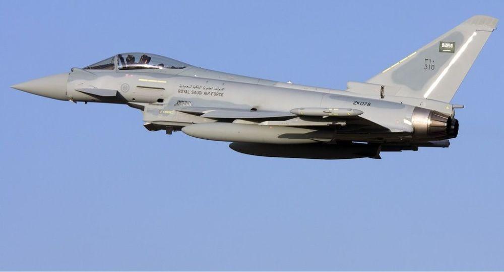 الطيران السعودي - المقاتلات الحربية السعودية تايفون (Typhoon) السعودية