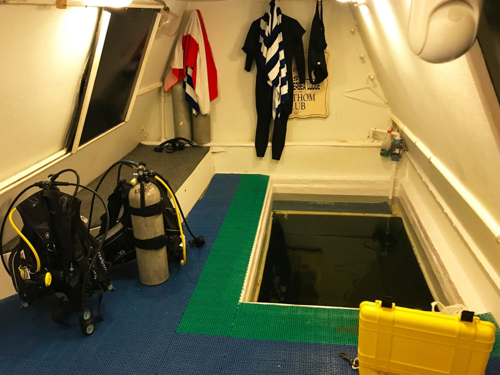 فندق تحت الماء Jules' Undersea Lodge في فلوريدا