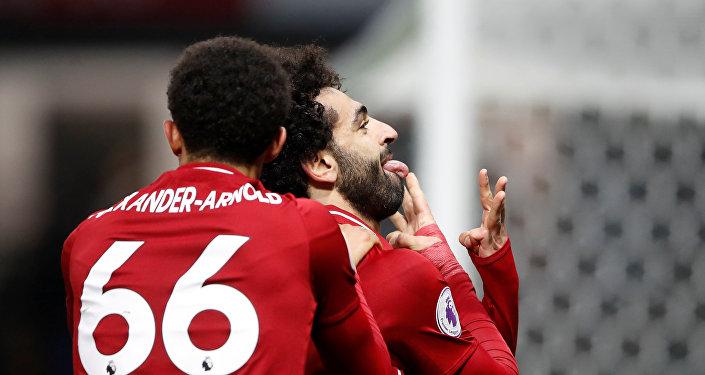 محمد صلاح - ليفربول