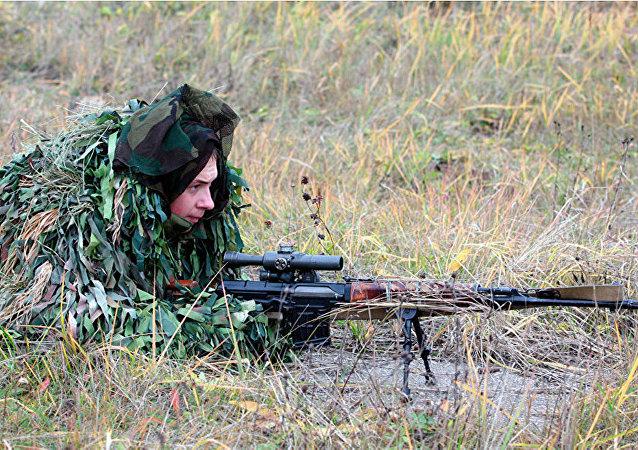 بسيطة وموثوقة وقاتلة - بندقية القناصة دراغونوف