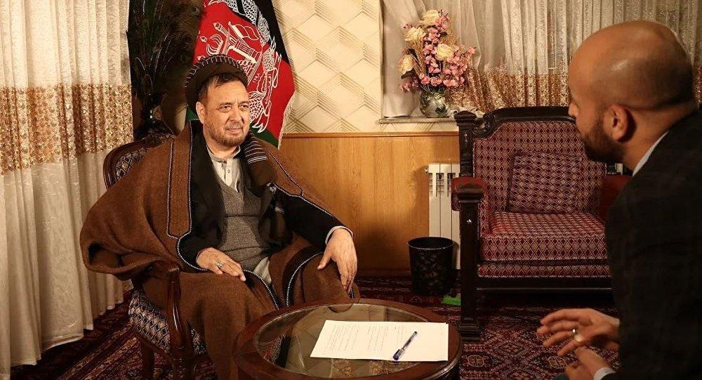 نائب رئيس الوزراء الأفغاني، محمد محقق