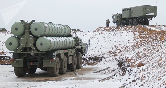 قوات الدفاع الجوي الروسية في القرم