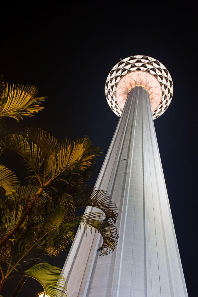 برج التلفزيون KL، كوالا-لمبور