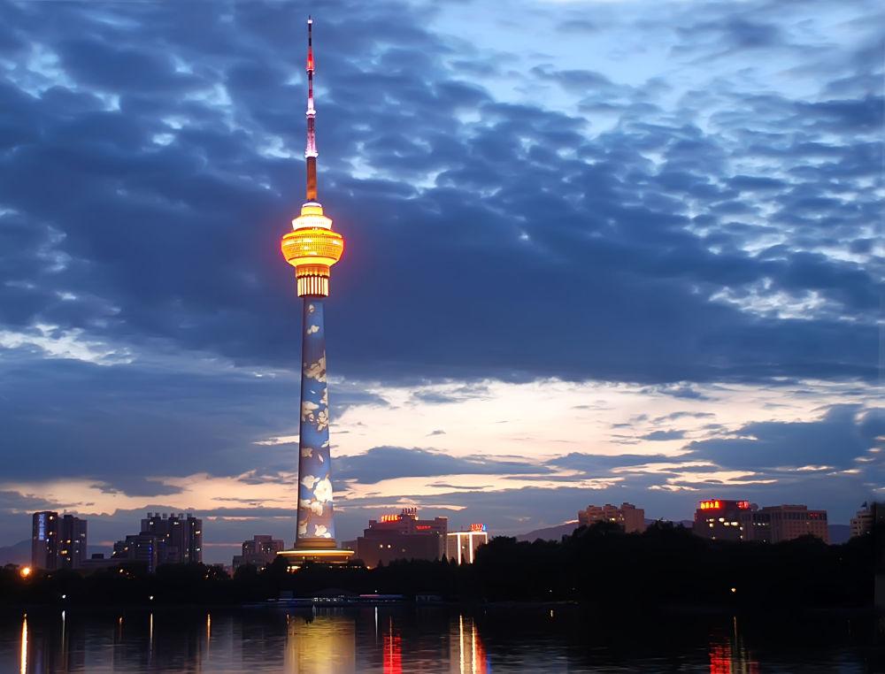 برج التلفزيون في بكين، الصين